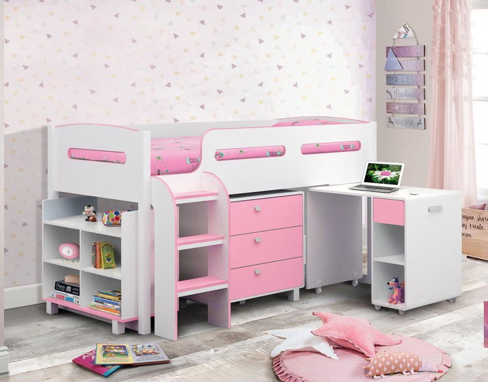 Loft Beds Ireland Study Beds High Sleepers For Kids