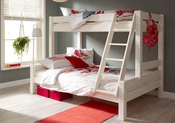 Flair Harper Bunk Bed Triple